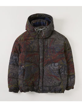 Puffa Coat New Tapestry Hunt Fire  by Vivienne Westwood