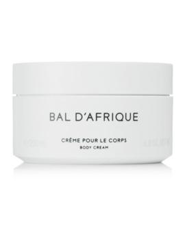Bal D'afrique Body Cream, 200ml by Byredo