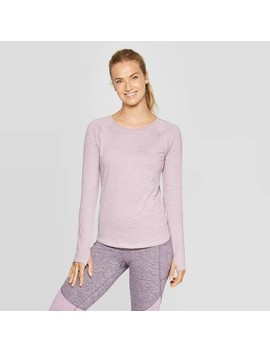 Women's Long Sleeve Soft T Shirt   C9 Champion® by Shirt