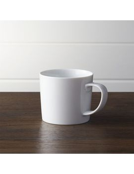 Verge Mug by Crate&Barrel
