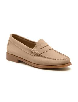 Whitney Easy Suede Weejuns by G.H.Bass & Co.