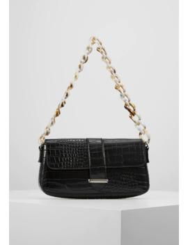 Handle Croc Detail Handbag   Handtasche by Missguided