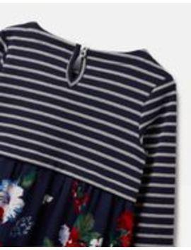 Layla Hotch Potch Jersey Dress 1 6 Years by Joules