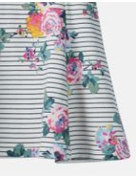 Erin Short Sleeve Skater Dress 3 12 Years by Joules