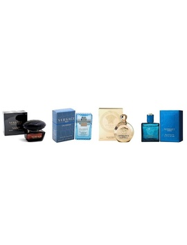 Versace Fragrance Mini Set by Groupon
