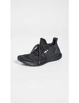 X Pharrell Solar Hu Prd Sneakers by Adidas