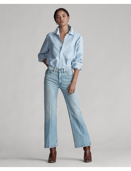 Laight Cropped Flare by Ralph Lauren