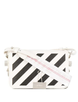 Diagonal Binder Crossbody Bag by Off White
