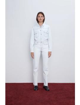 Denim Overshirt New Inwoman by Zara