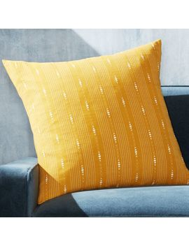 """Renato Pillow 23"""" by Crate&Barrel"""