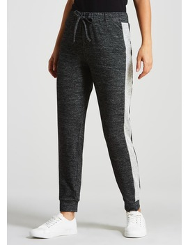 Soft Touch Chevron Jogging Bottoms by Matalan