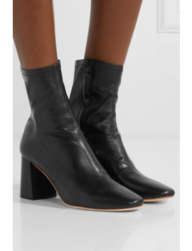 Elise Leather Ankle Boots by Loeffler Randall