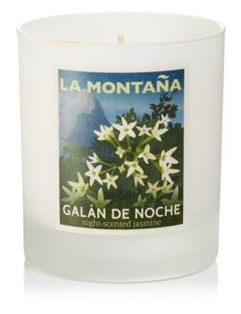 Galán De Noche Candle, 220g by La Montaña