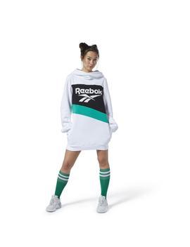 Classics Vector Hooded Dress by Reebok