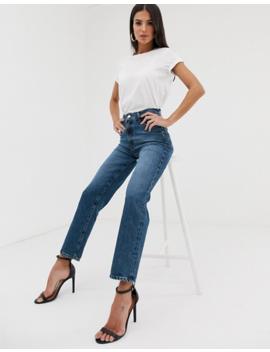 J Brand Jules High Rise Straight Leg Jeans by J Brand