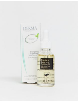 Derma Energising Superfood Nutrition Facial Oil by Asos
