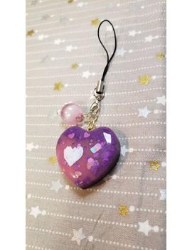 Crystal Heart by Etsy