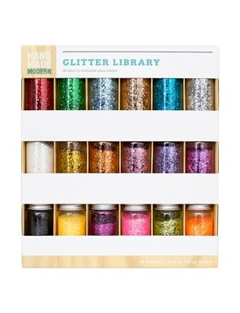 Glitter Library 18ct   Hand Made Modern by Hand Made Modern