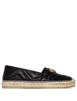 'pilar' Espadrilles Mit Gg by Gucci