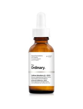 The Ordinary Caffeine Solution 5% + Egcg by The Ordinary