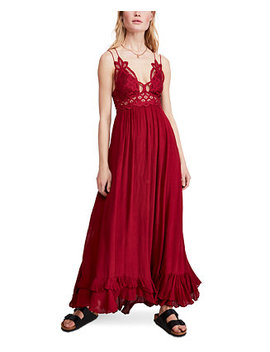 Adella Lace Trim Maxi Dress by General