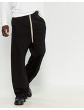 Oversized Drawstring Pants by Drkshdw By Rick Owens