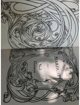 First Edition Hardcover Printing Stardust Neil Gaiman 1999 Fantasy Horror Lots$1 by Ebay Seller