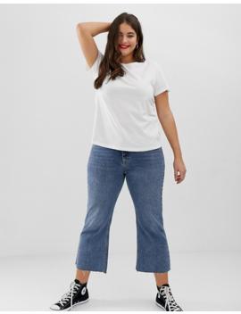 Asos Design Curve   Ultimate   Lot De 3 T Shirts Ras De Cou Économie by Asos Design