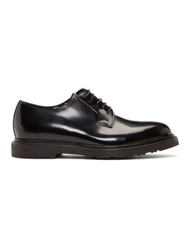 Black Edward Oxfords by Paul Smith