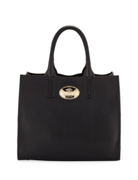 Roberto Cavalli Tall Calf Leather Tote Bag by Roberto Cavalli
