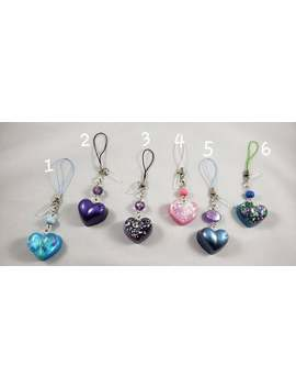 Heart Charms by Etsy