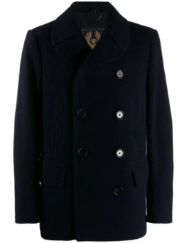 Double Breasted Coat by Belstaff