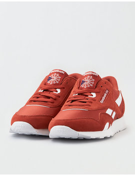 Reebok Classic Nylon Sneakers by American Eagle Outfitters