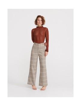 Ажурный свитер by Reserved