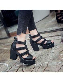 Gimme   Platform Sandals by Gimme