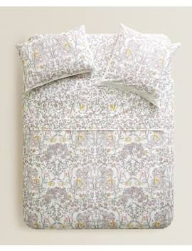 Tree Of Life Duvet Cover  New In by Zara Home