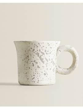 Rustic Mug  New In by Zara Home