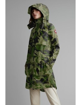 Cavalry Trench Print by Canada Goose