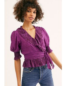 Olivia Wrap Top by Free People