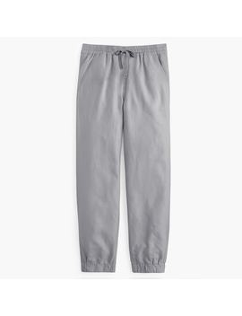 Point Sur Seaside Pant In Linen Tencel™ by J.Crew