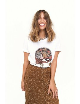 Open Your Mind Vintage Inspired Graphic Tee by Nasty Gal