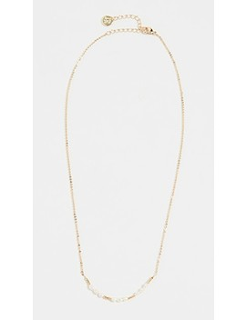 Beaded Cultured Pearl Necklace by Jules Smith