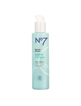 No7 Radiant Results Revitalising Micellar Cleansing Water   6.7oz by 6.7oz