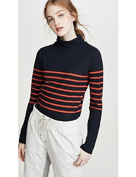 The Tissue Turtleneck by Kule