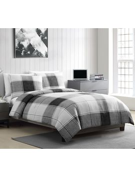 Vcny Home Brent 3 Piece Full/Queen Duvet Set by Vcny Home