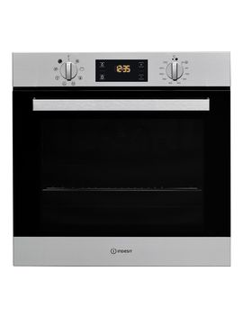 Ifw6340 Ix Electric Oven   Stainless Steel by Currys