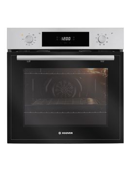 Hso8650 X Electric Oven   Stainless Steel by Currys
