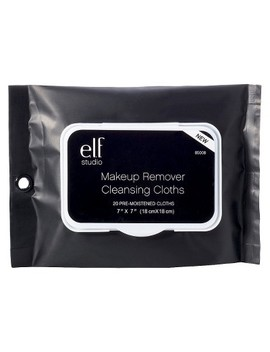 E.L.F. Makeup Remover Cleansing Cloths   20ct by 20ct