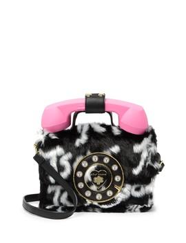 Hello Phone Crossbody by Betsey Johnson