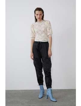 Lace T  Shirtnew In Trf by Zara